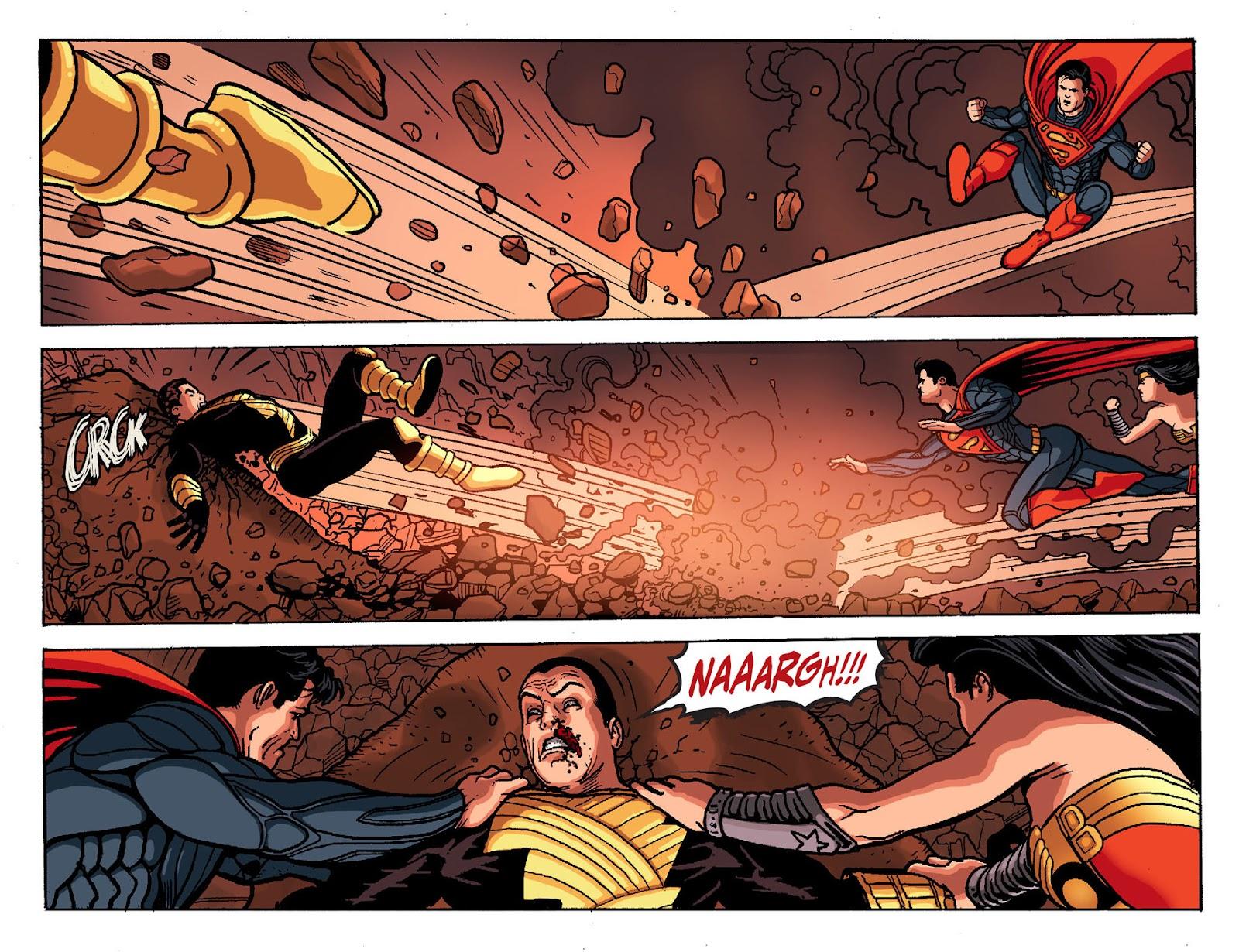 Injustice: Gods Among Us [I] Issue #19 #20 - English 14
