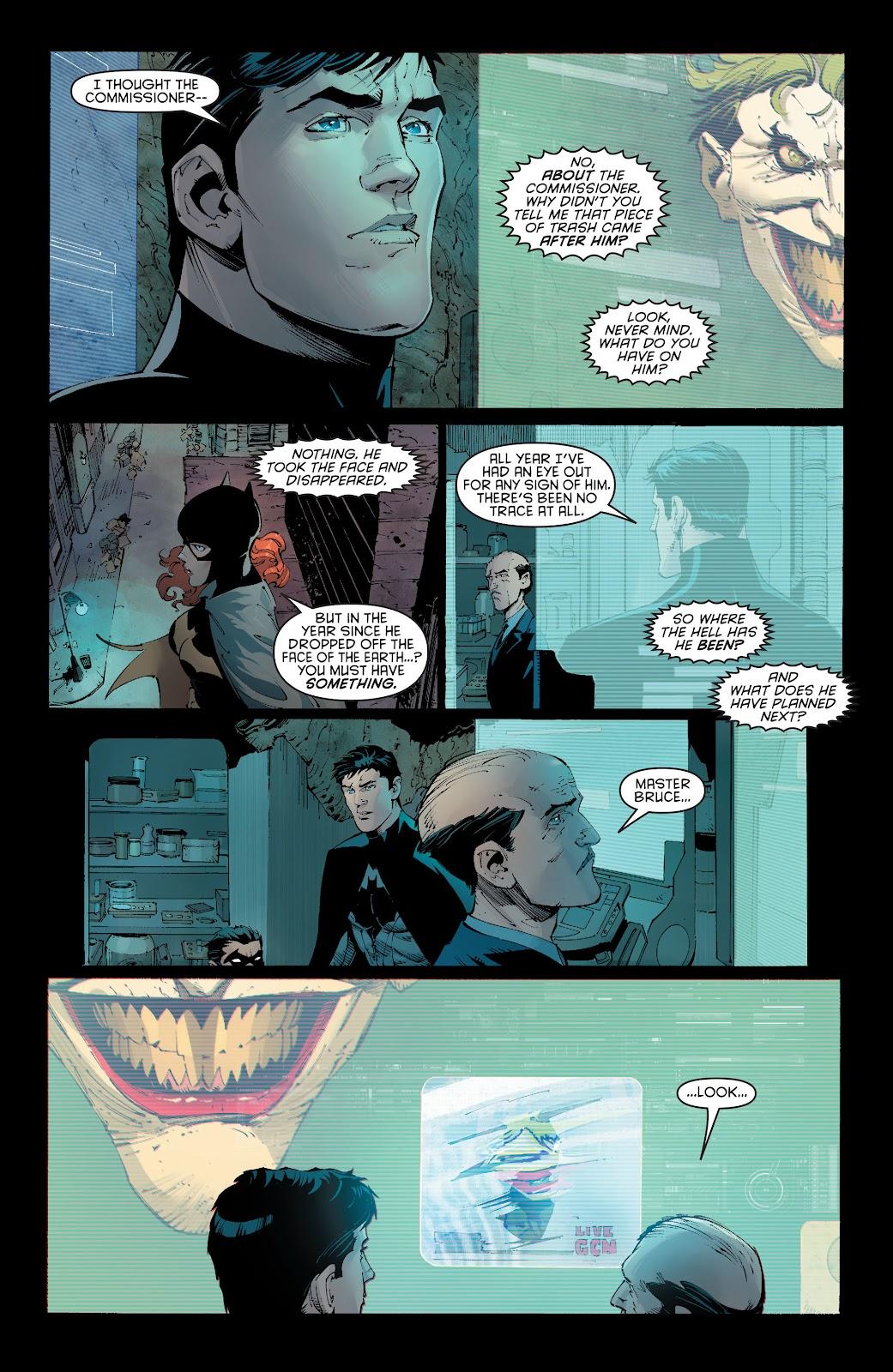 Batman (2011) Issue #13 #28 - English 12