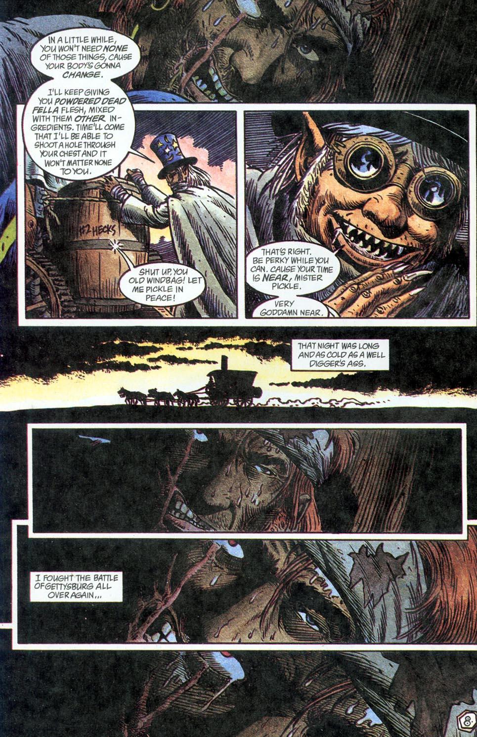 Jonah Hex: Two-Gun Mojo Issue #4 #4 - English 10