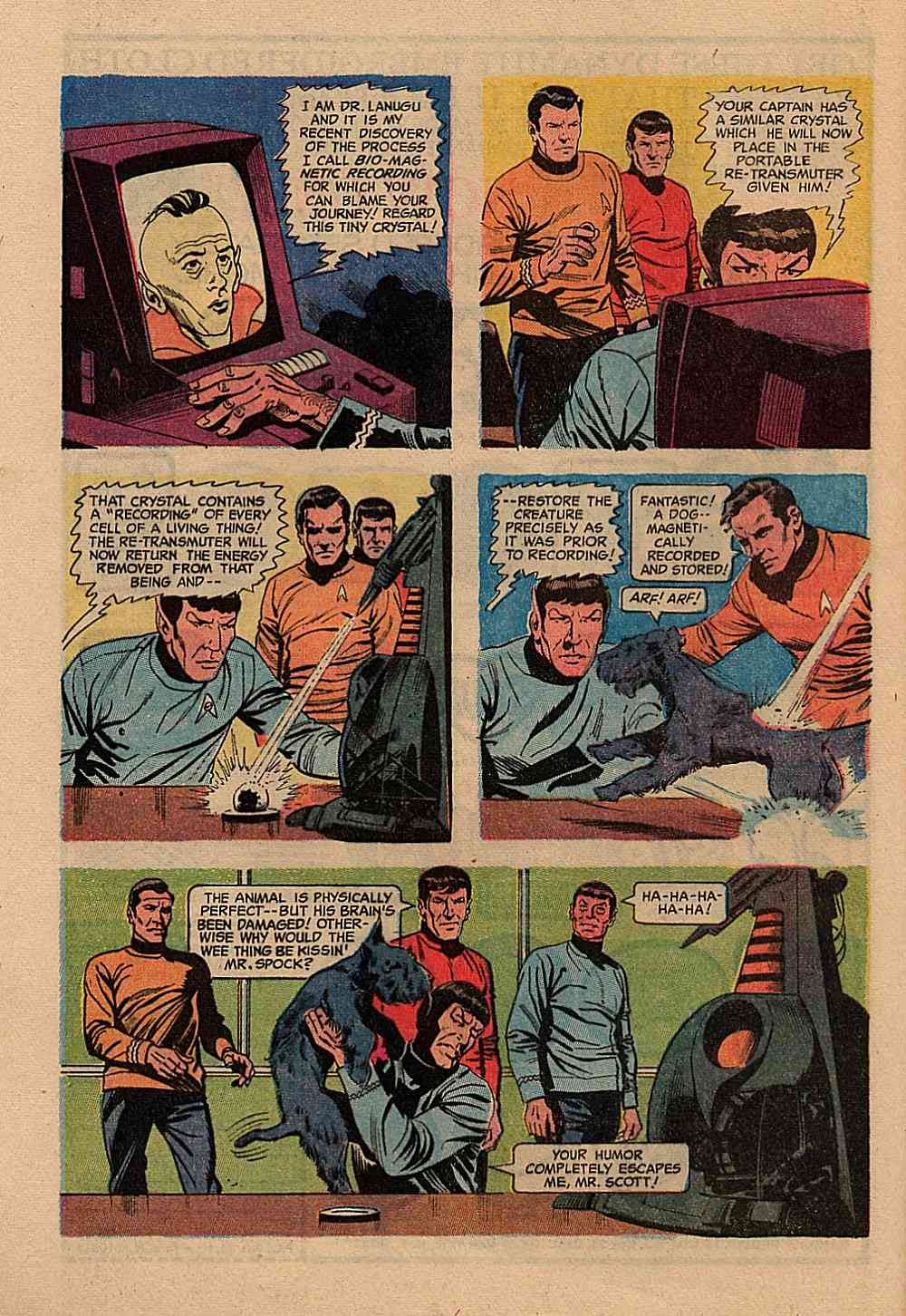 Star Trek (1967) Issue #18 #18 - English 6