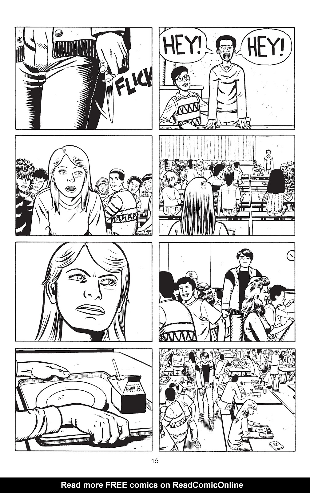 Stray Bullets Issue #31 #31 - English 18
