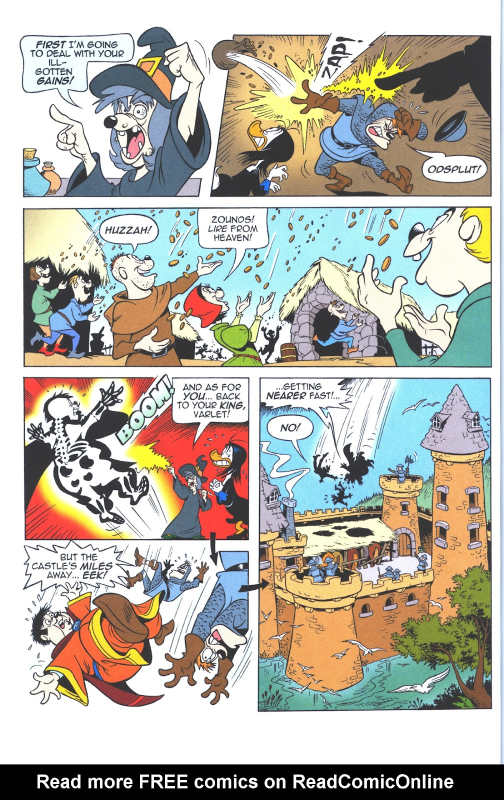 Uncle Scrooge (1953) Issue #379 #379 - English 34