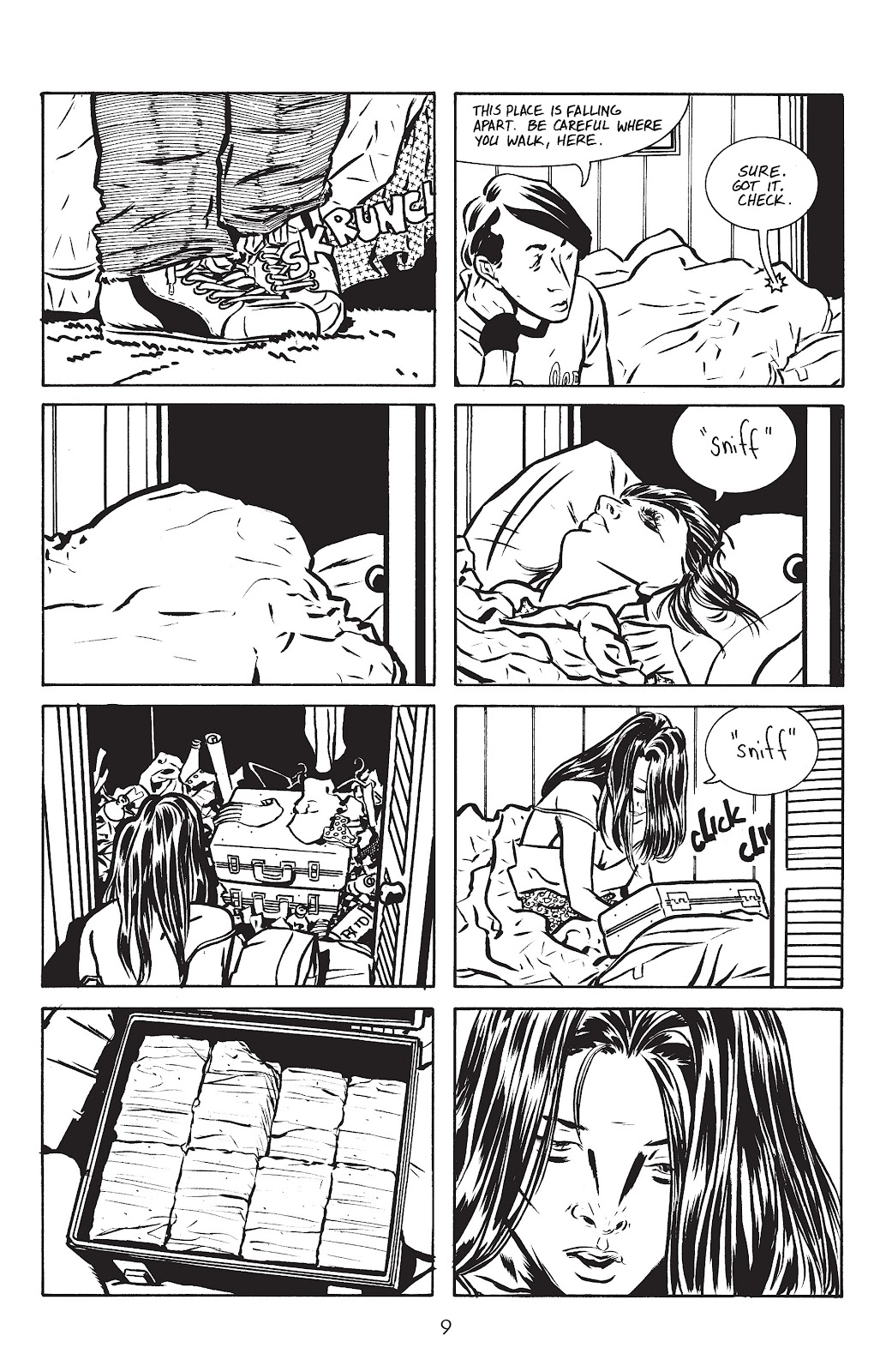 Stray Bullets Issue #8 #8 - English 11