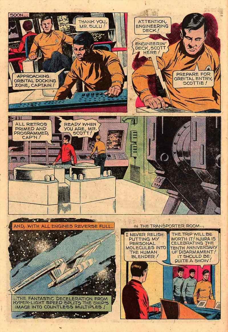 Star Trek (1967) #59 #59 - English 5