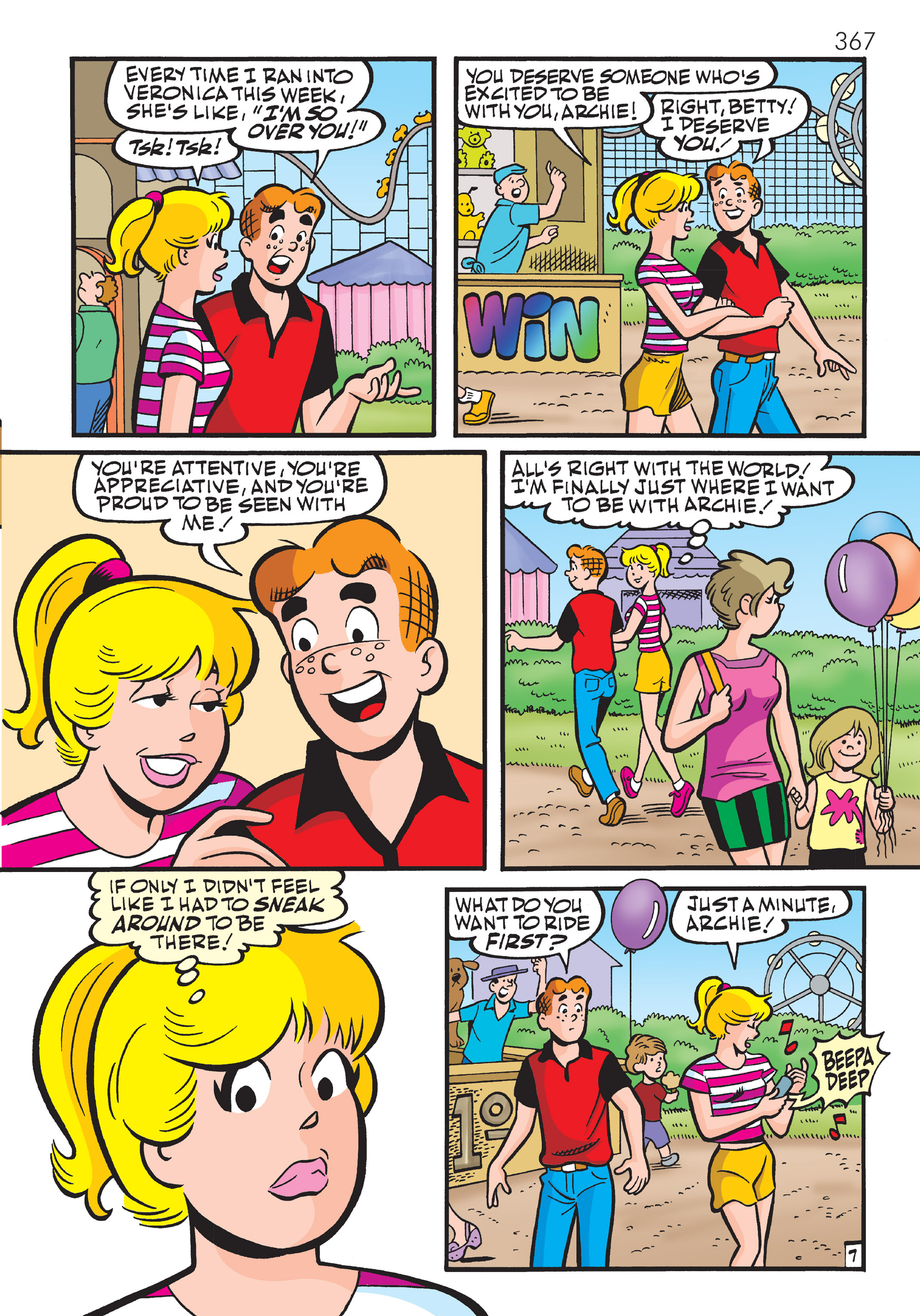Read online The Best of Archie Comics comic -  Issue # TPB 4 (Part 2) - 157