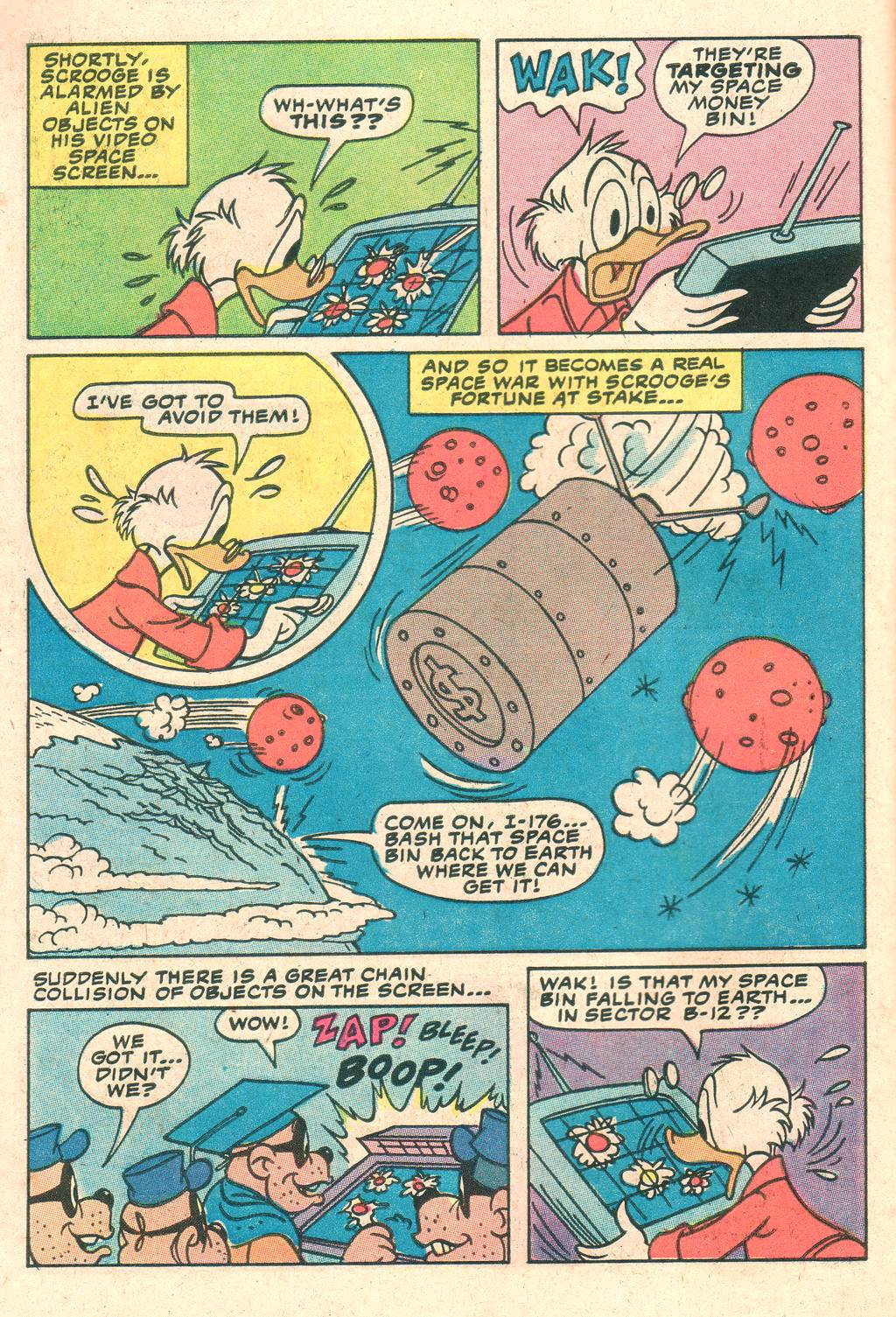 Uncle Scrooge (1953) Issue #205 #205 - English 10