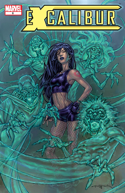 Excalibur (2004) Issue #6 #6 - English 1