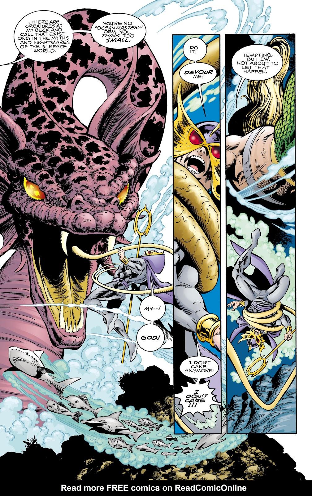 Aquaman (1994) Issue #69 #75 - English 17