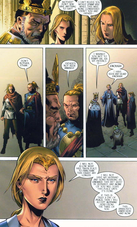Read online Scion comic -  Issue #36 - 12
