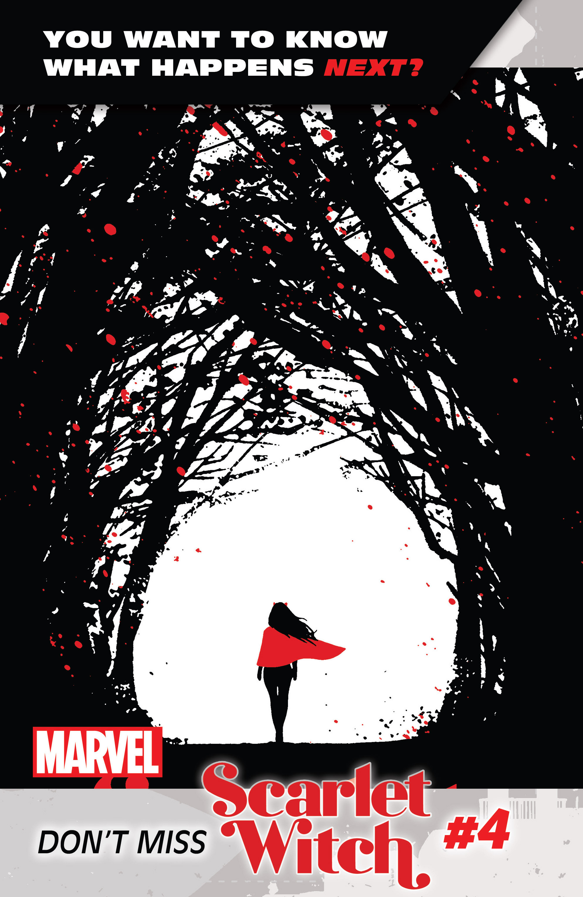 Read online Scarlet Witch (2016) comic -  Issue #3 - 21