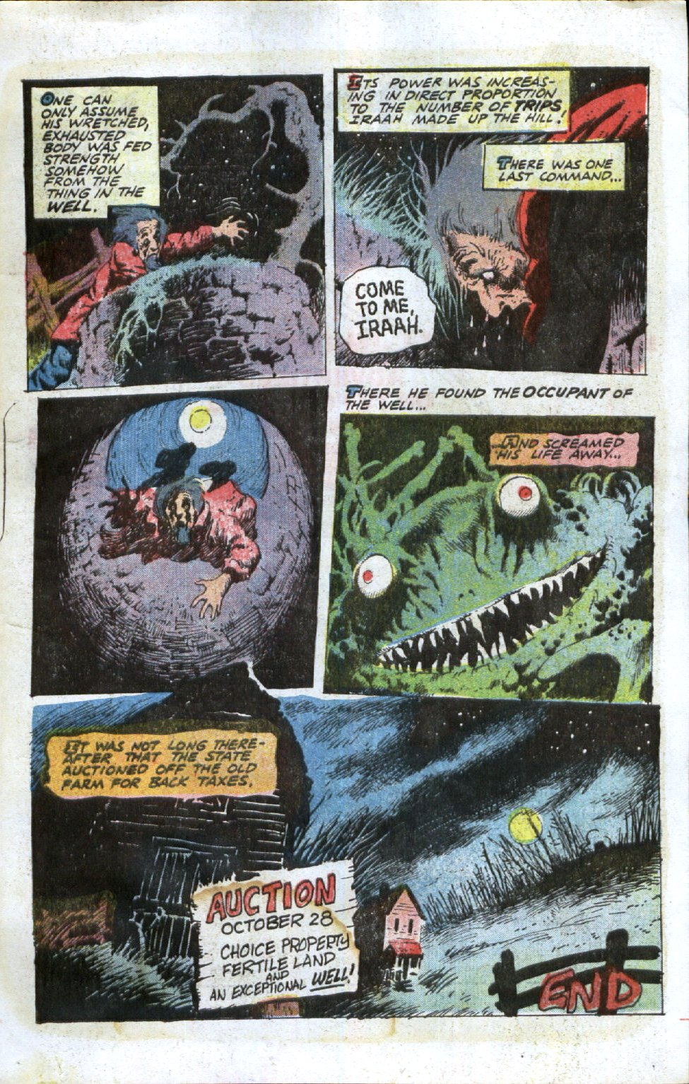 Read online Scary Tales comic -  Issue #33 - 21