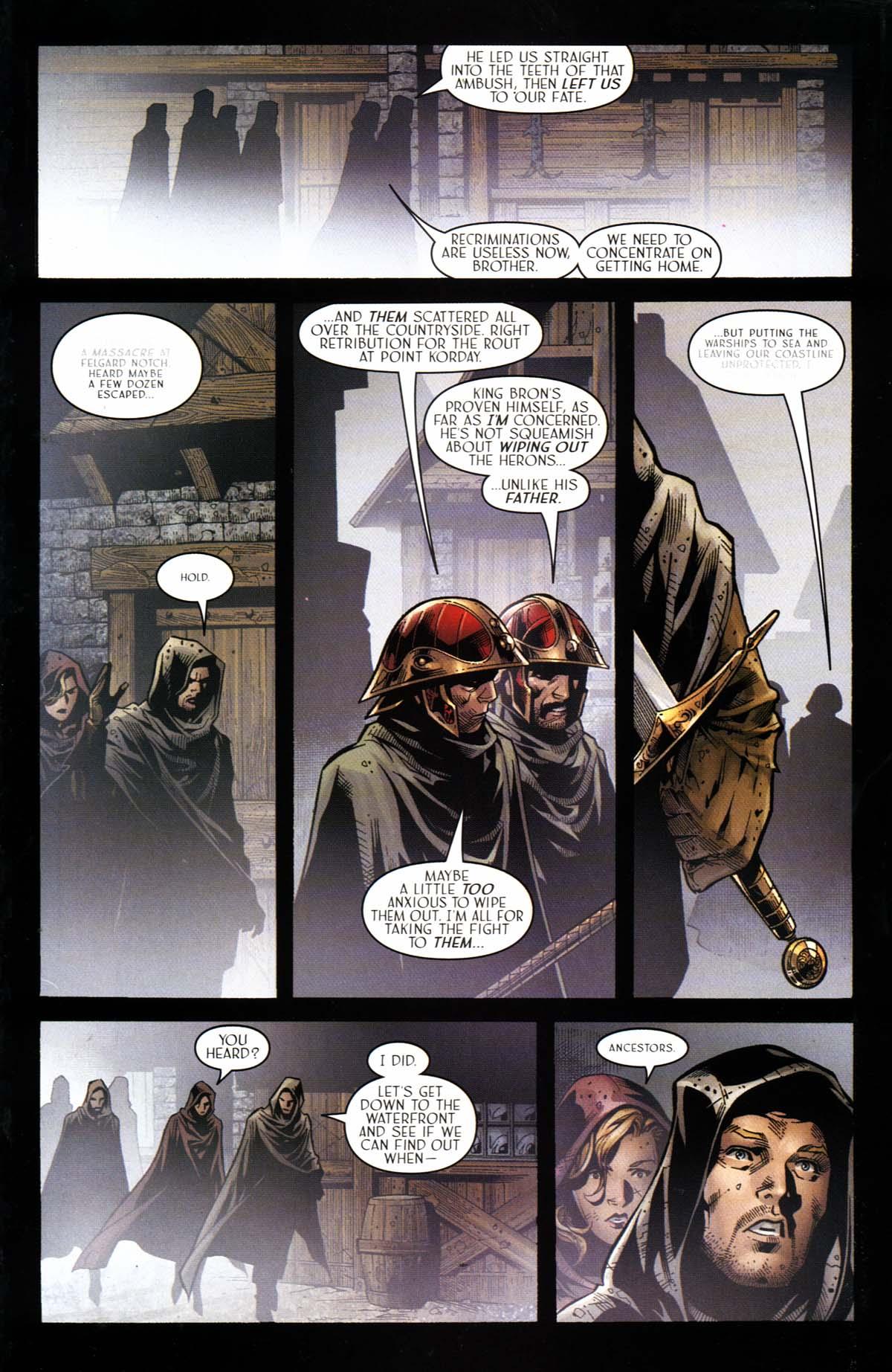 Read online Scion comic -  Issue #23 - 23