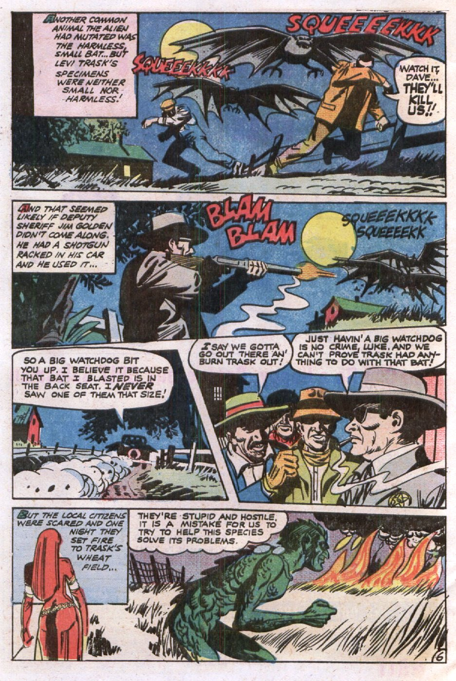 Read online Scary Tales comic -  Issue #6 - 24
