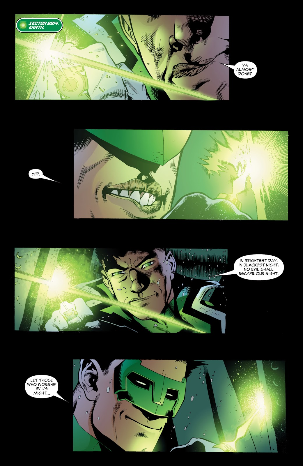 Green Lantern: The Sinestro Corps War Full #1 - English 298