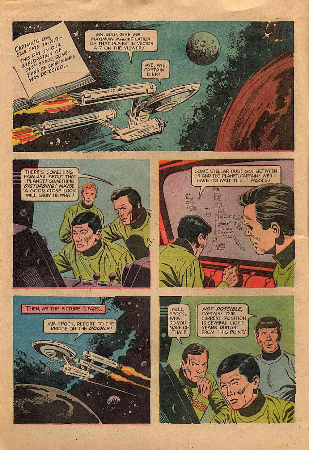Star Trek (1967) Issue #7 #7 - English 3