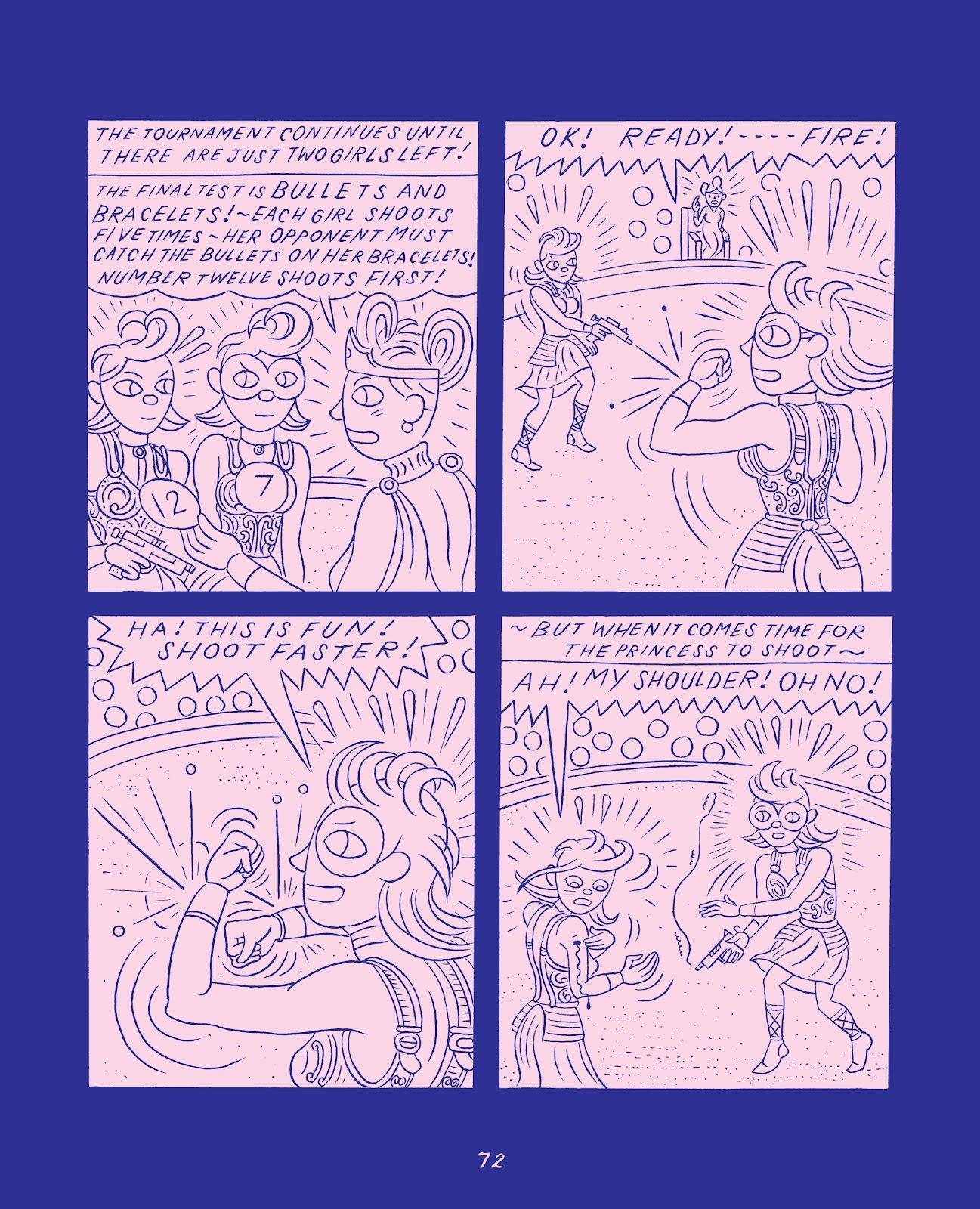 What Parsifal Saw TPB #1 - English 76