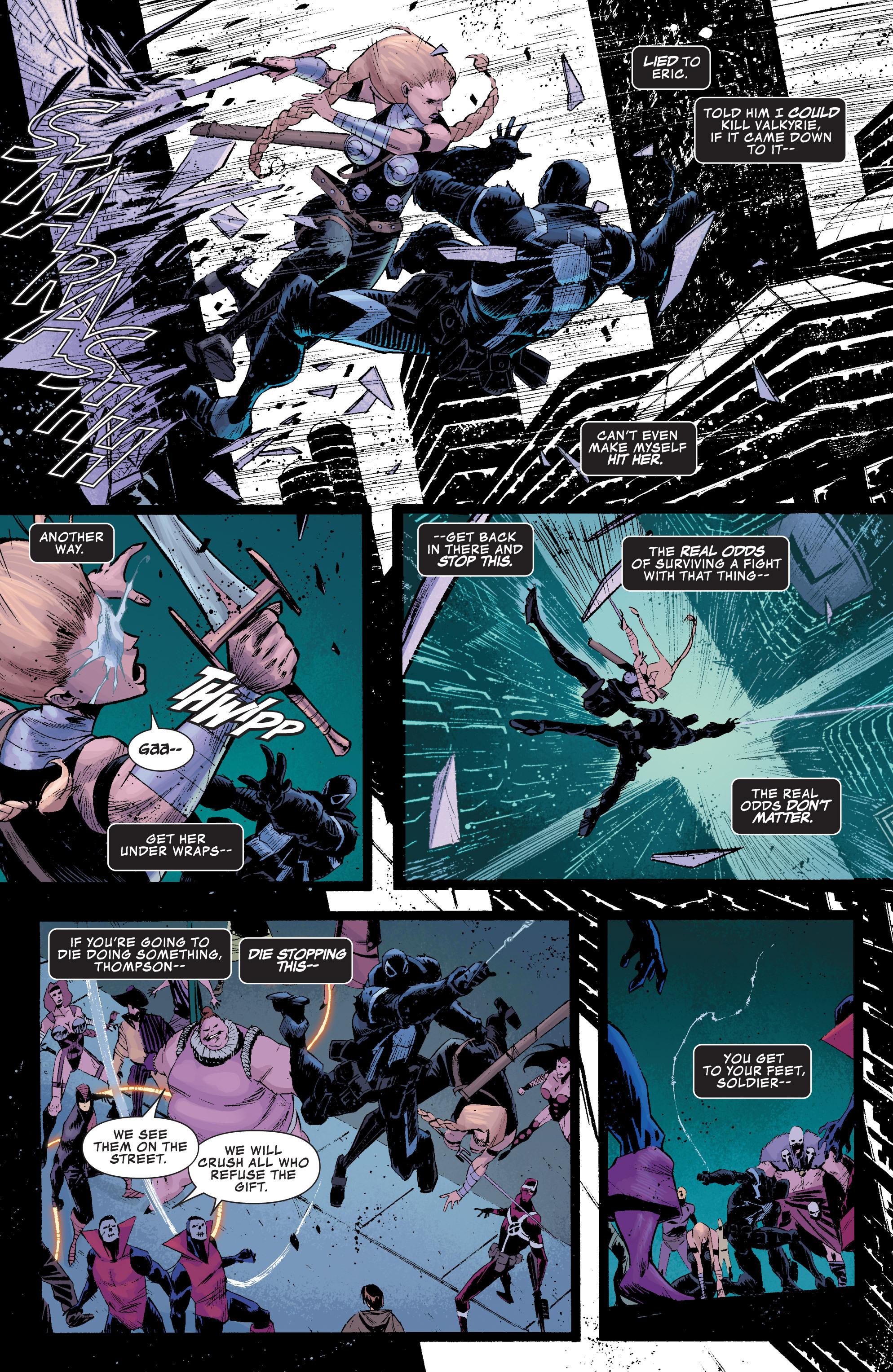 Read online Secret Avengers (2010) comic -  Issue #32 - 6