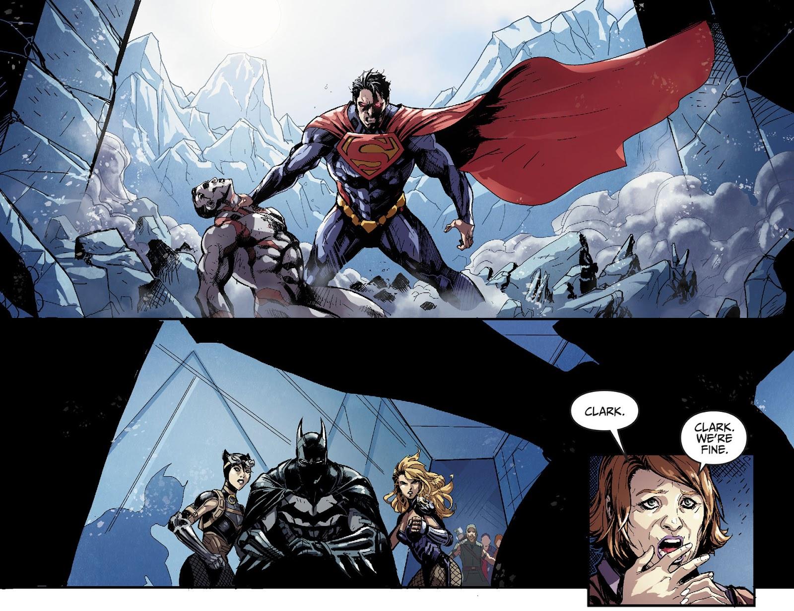 Injustice: Gods Among Us [I] Issue #32 #33 - English 3