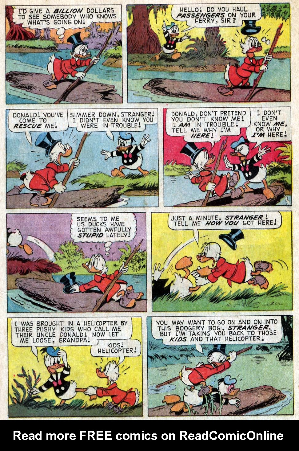 Uncle Scrooge (1953) Issue #57 #57 - English 21