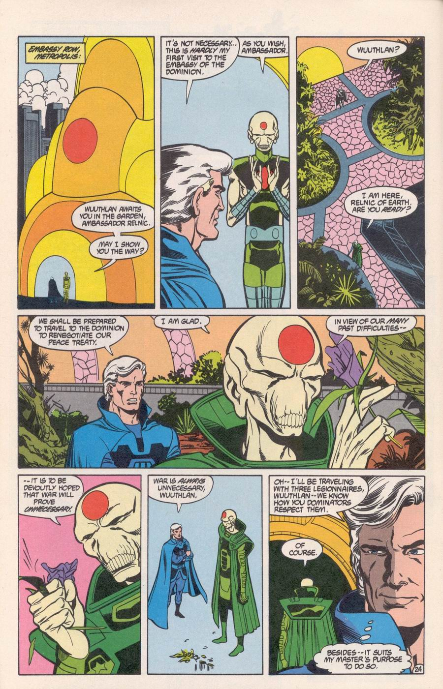 Tales of the Legion Issue #354 #41 - English 25
