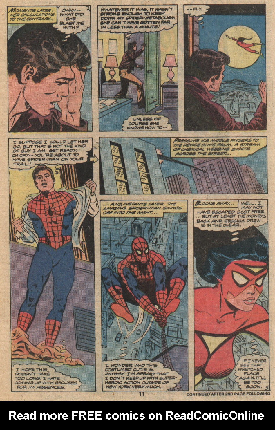 Spider-Woman (1978) Issue #20 #20 - English 8