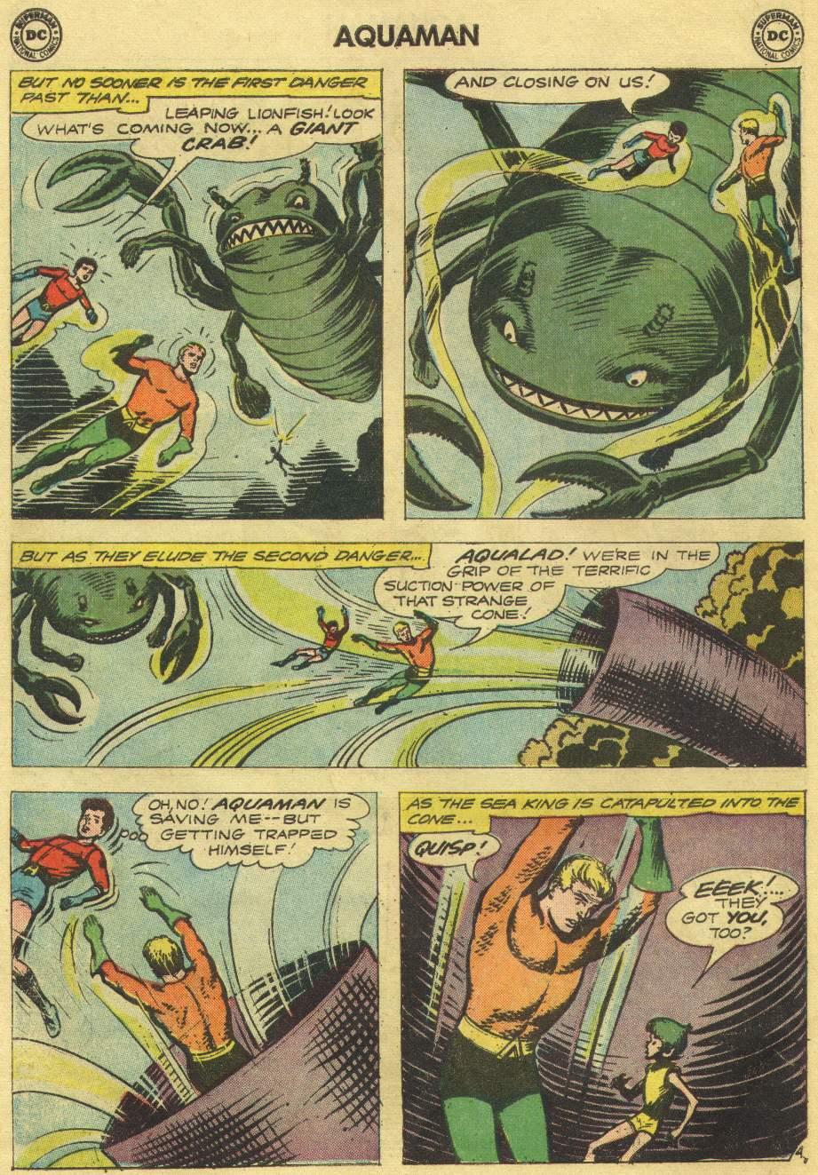 Aquaman (1962) Issue #10 #10 - English 6