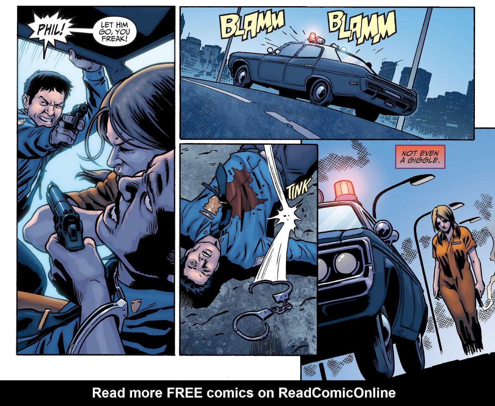 Injustice: Gods Among Us [I] Issue #5 #6 - English 4