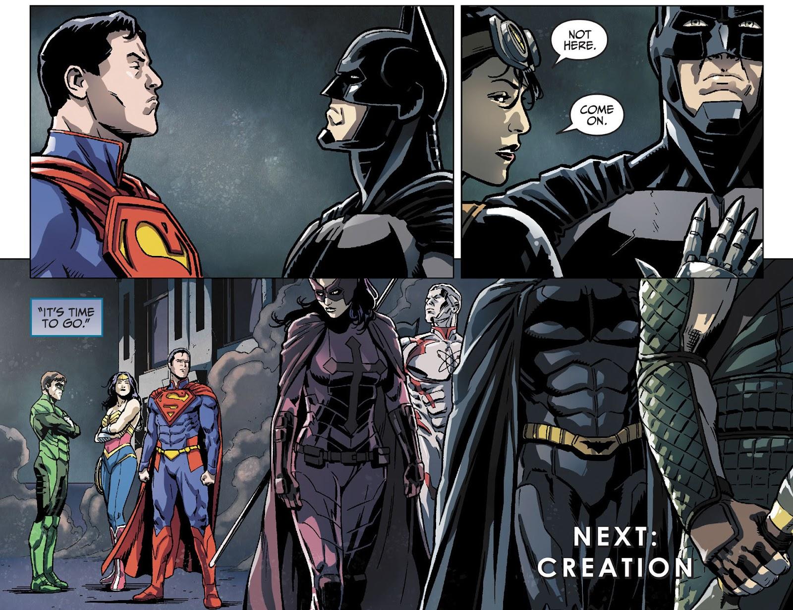 Injustice: Gods Among Us [I] Issue #25 #26 - English 22