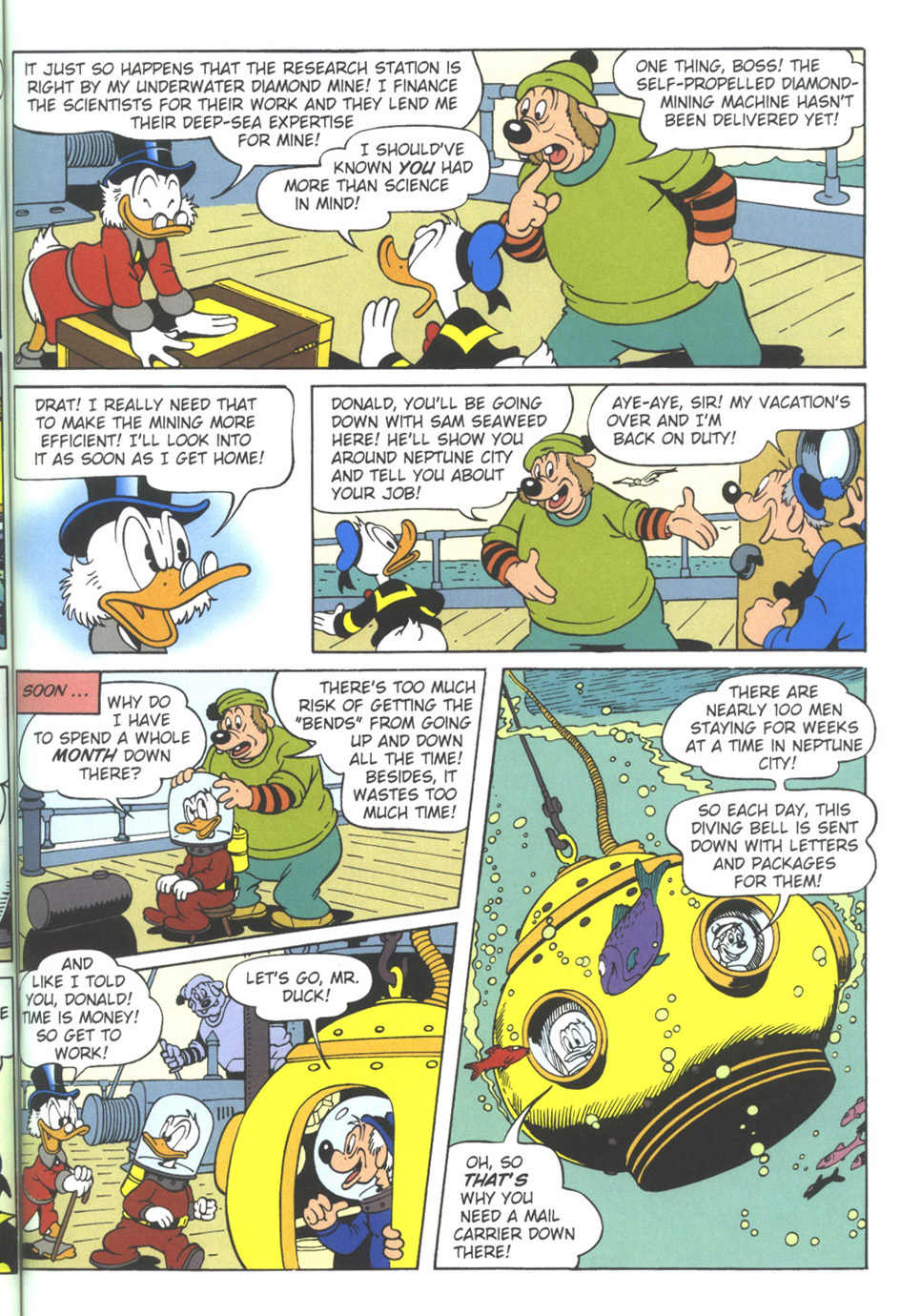 Uncle Scrooge (1953) Issue #309 #309 - English 37