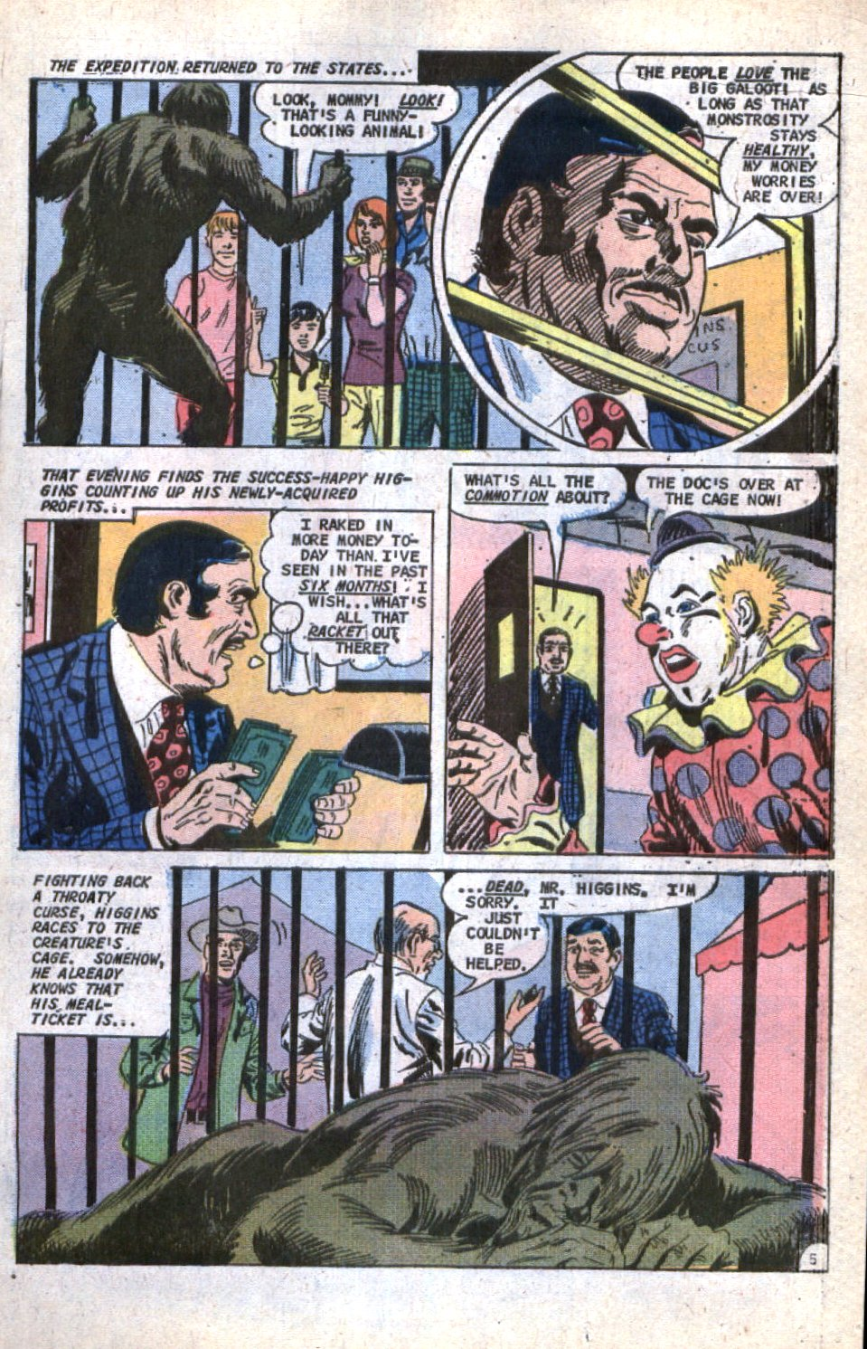 Read online Scary Tales comic -  Issue #11 - 15
