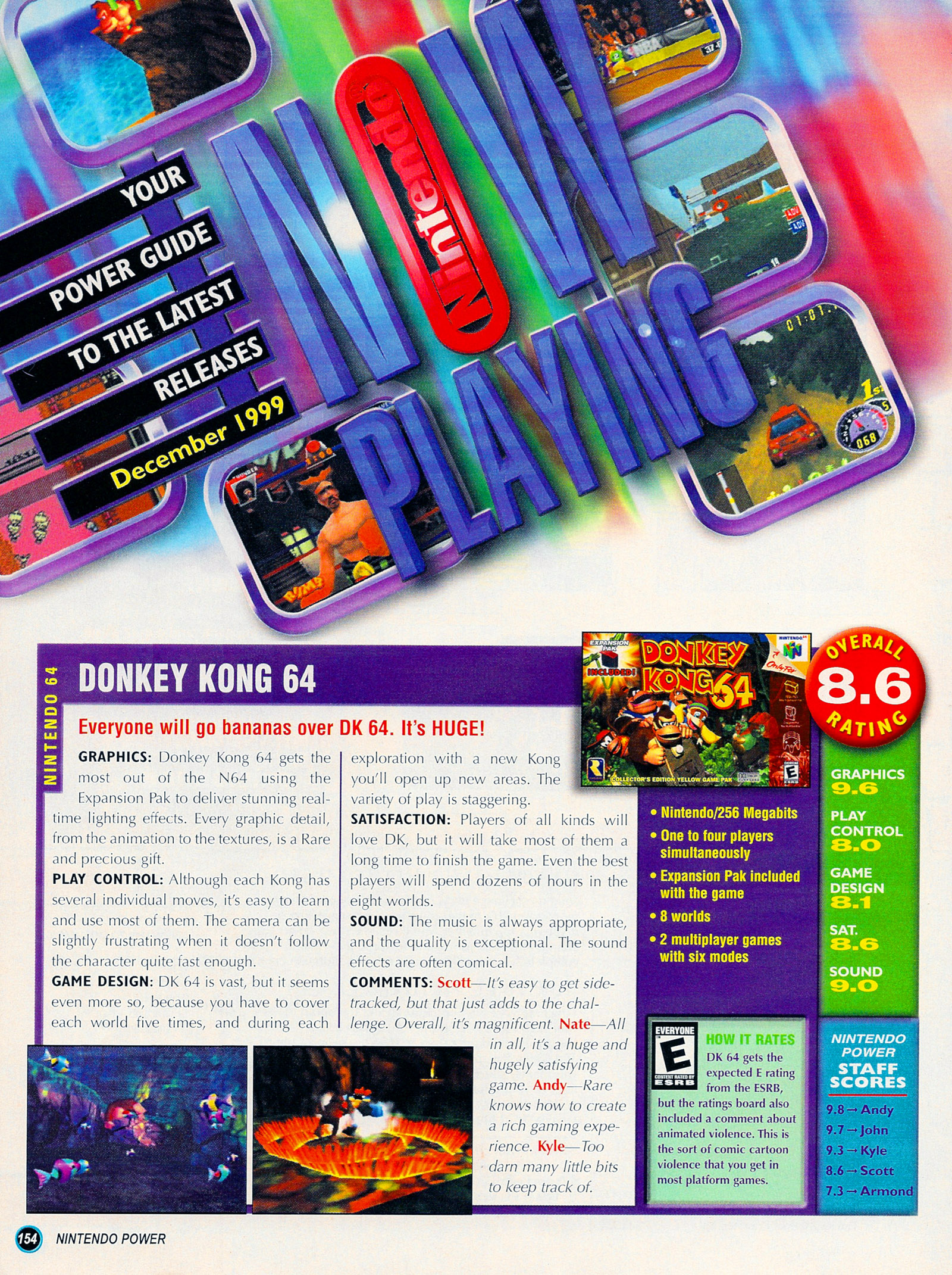 Nintendo Power #127 #127 - English 179