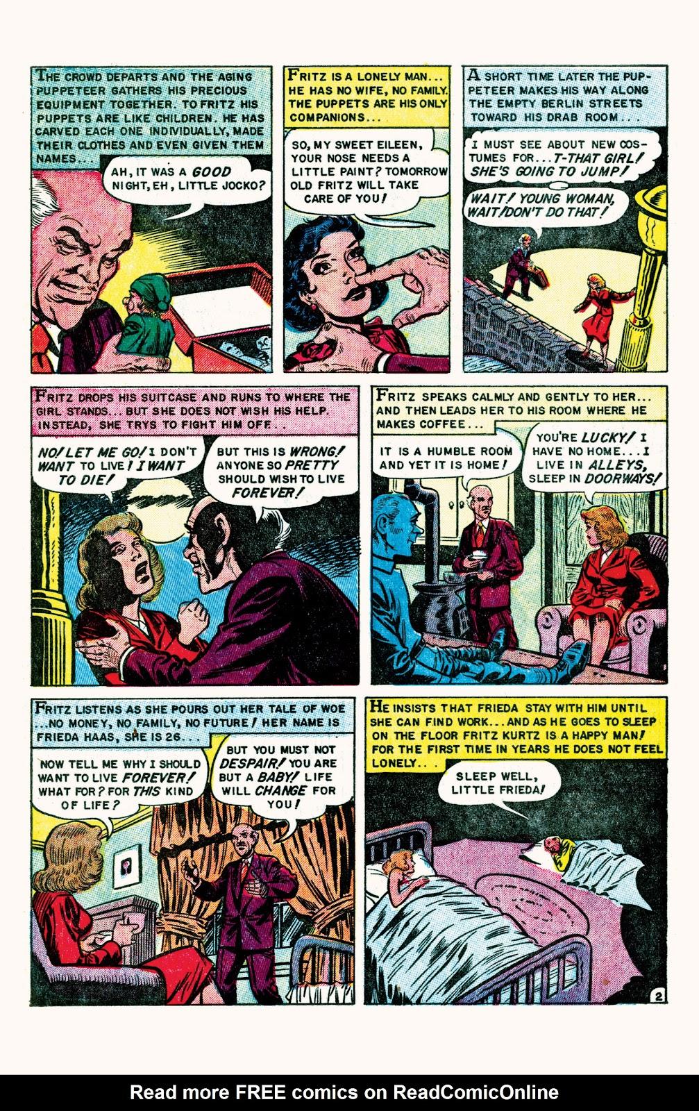 Haunted Horror Issue #6 #6 - English 16