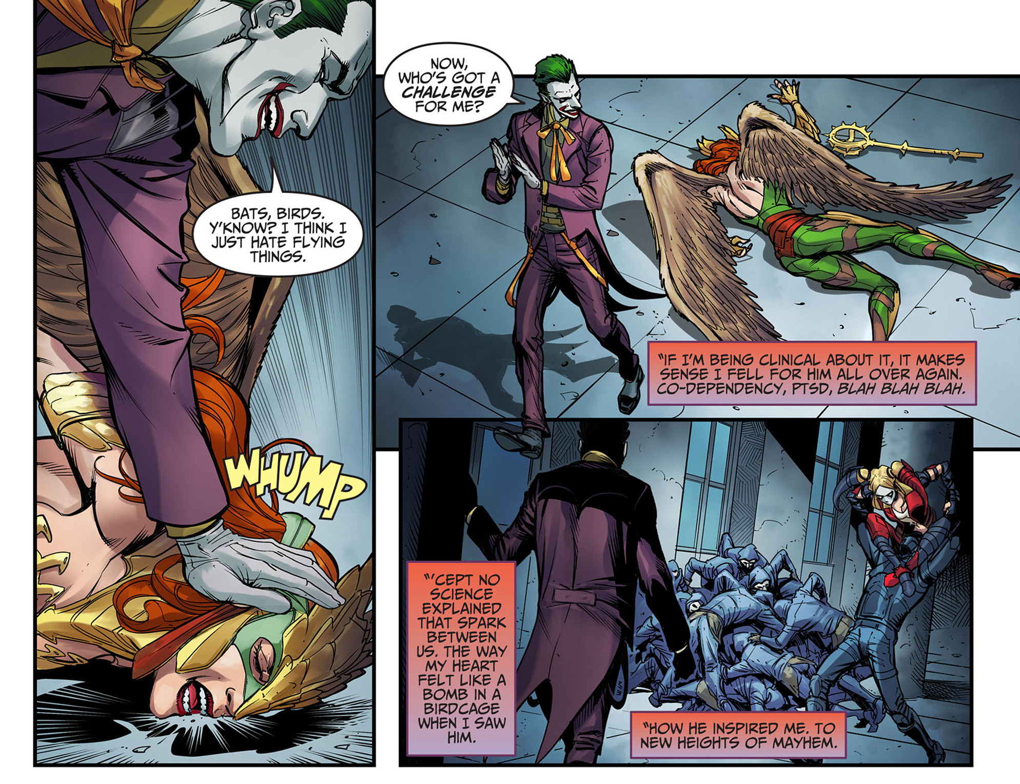 Read online Injustice: Ground Zero comic -  Issue #6 - 12