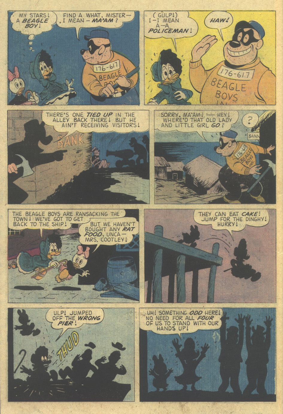 Uncle Scrooge (1953) Issue #137 #137 - English 10