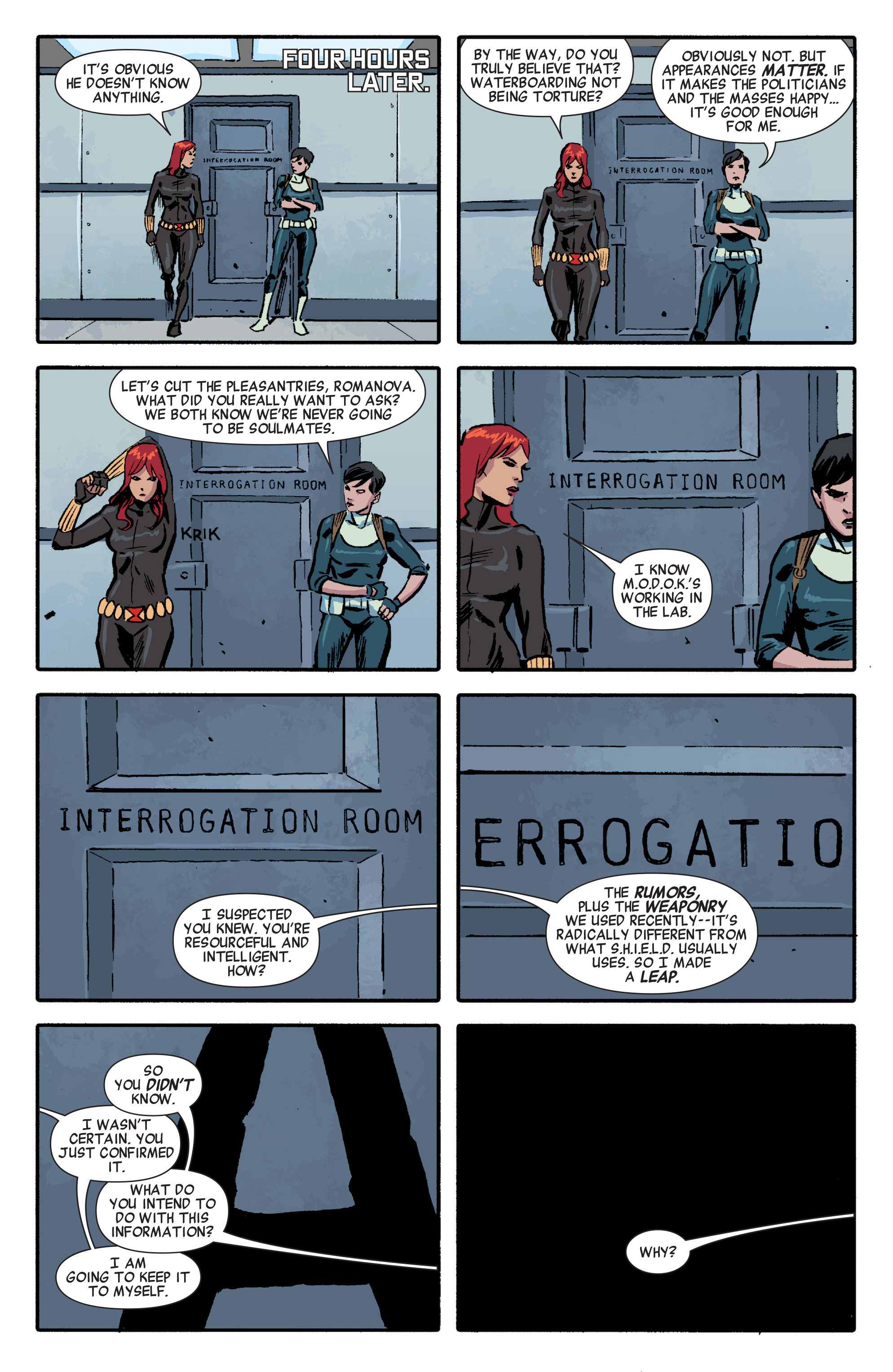 Read online Secret Avengers (2014) comic -  Issue #5 - 11