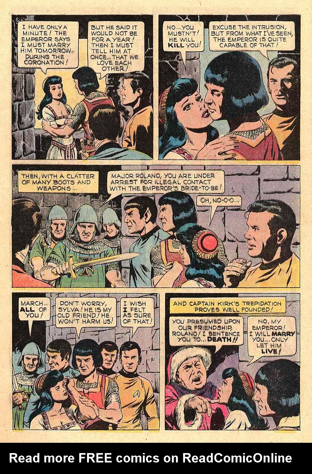 Star Trek (1967) #57 #57 - English 7