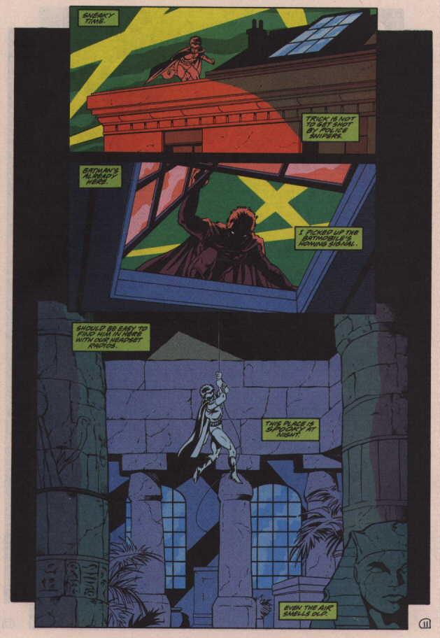 Batman: Knightfall #Aftermath_-_1 #98 - English 12