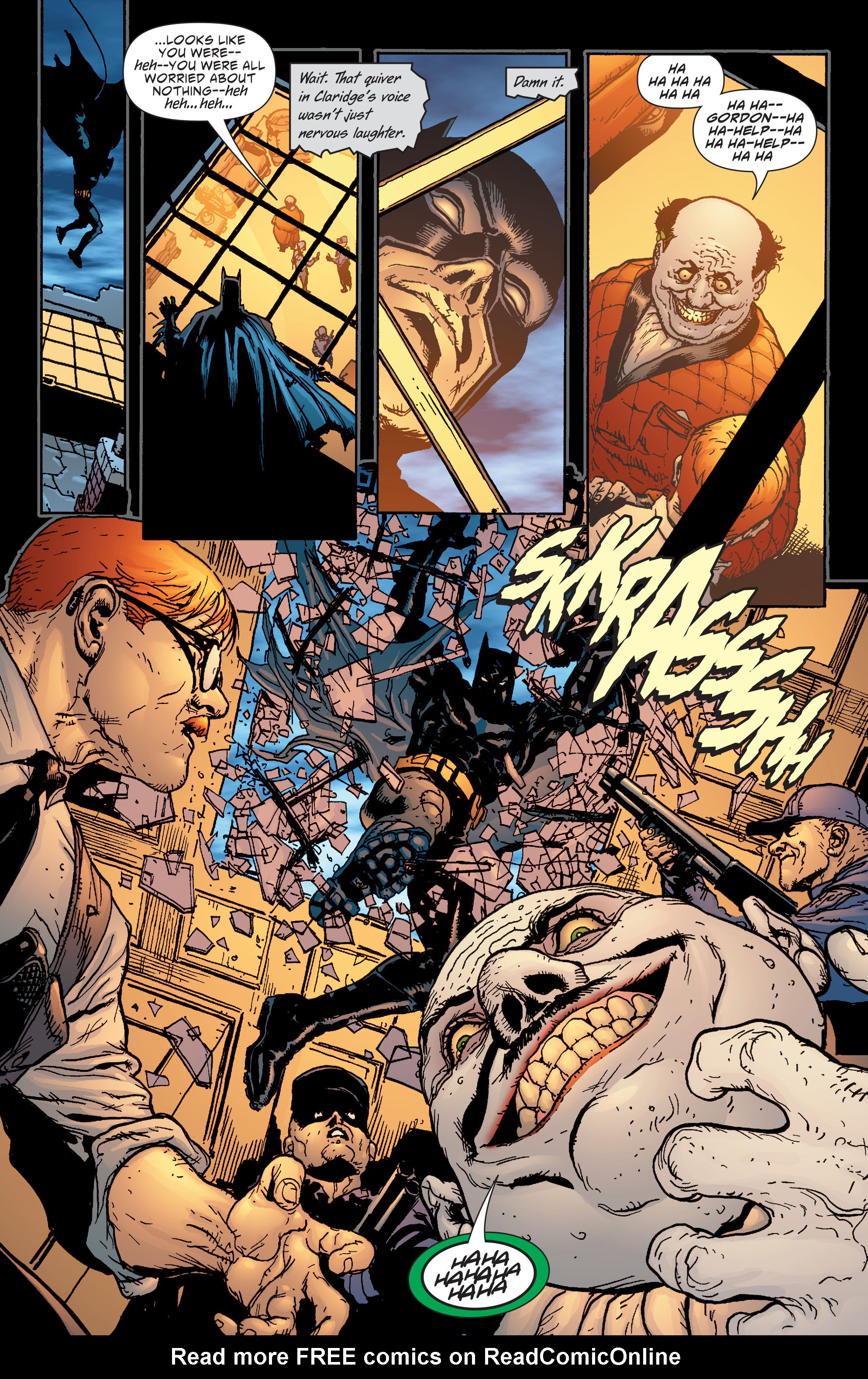 Batman: The Man Who Laughs chap 1 pic 27