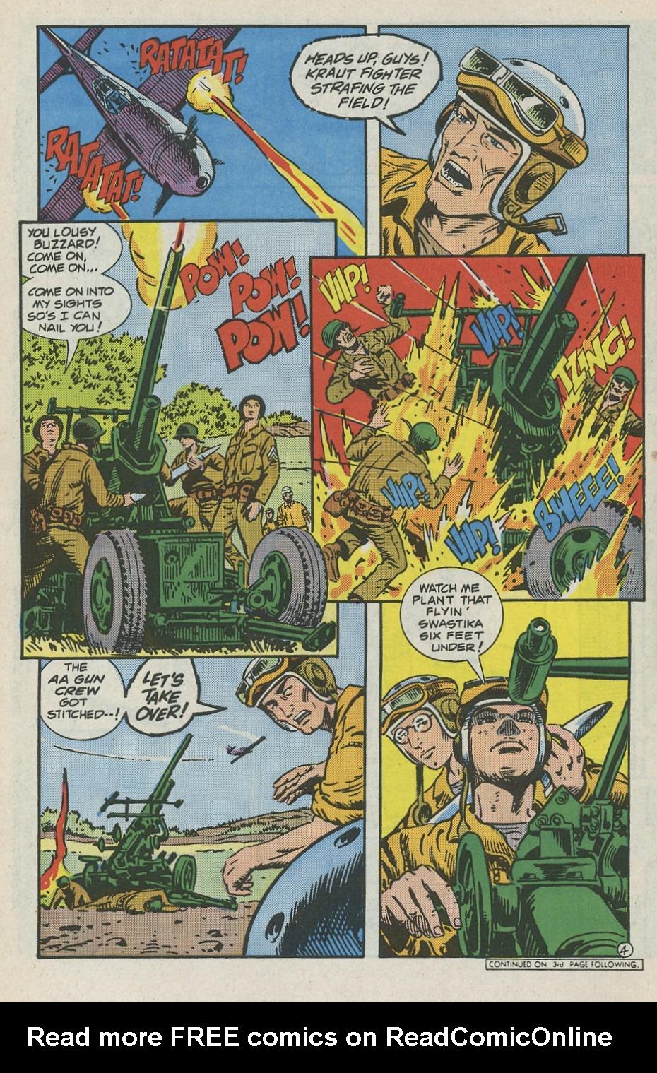 G.I. Combat (1952) Issue #288 #288 - English 5