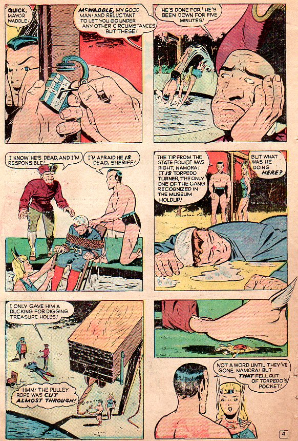Sub-Mariner Comics #26 #26 - English 26