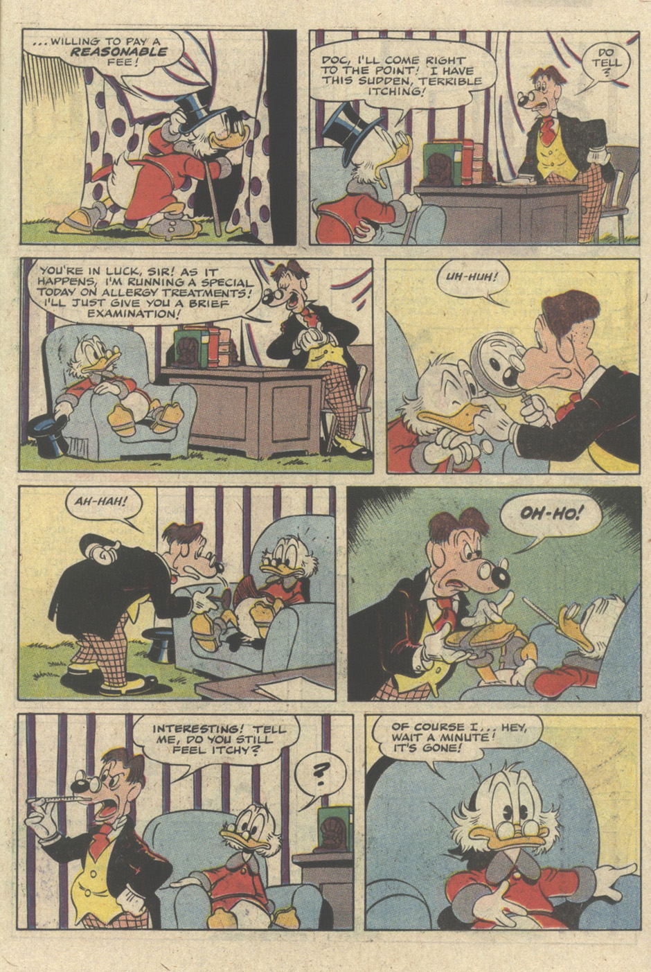 Uncle Scrooge (1953) Issue #235 #235 - English 23