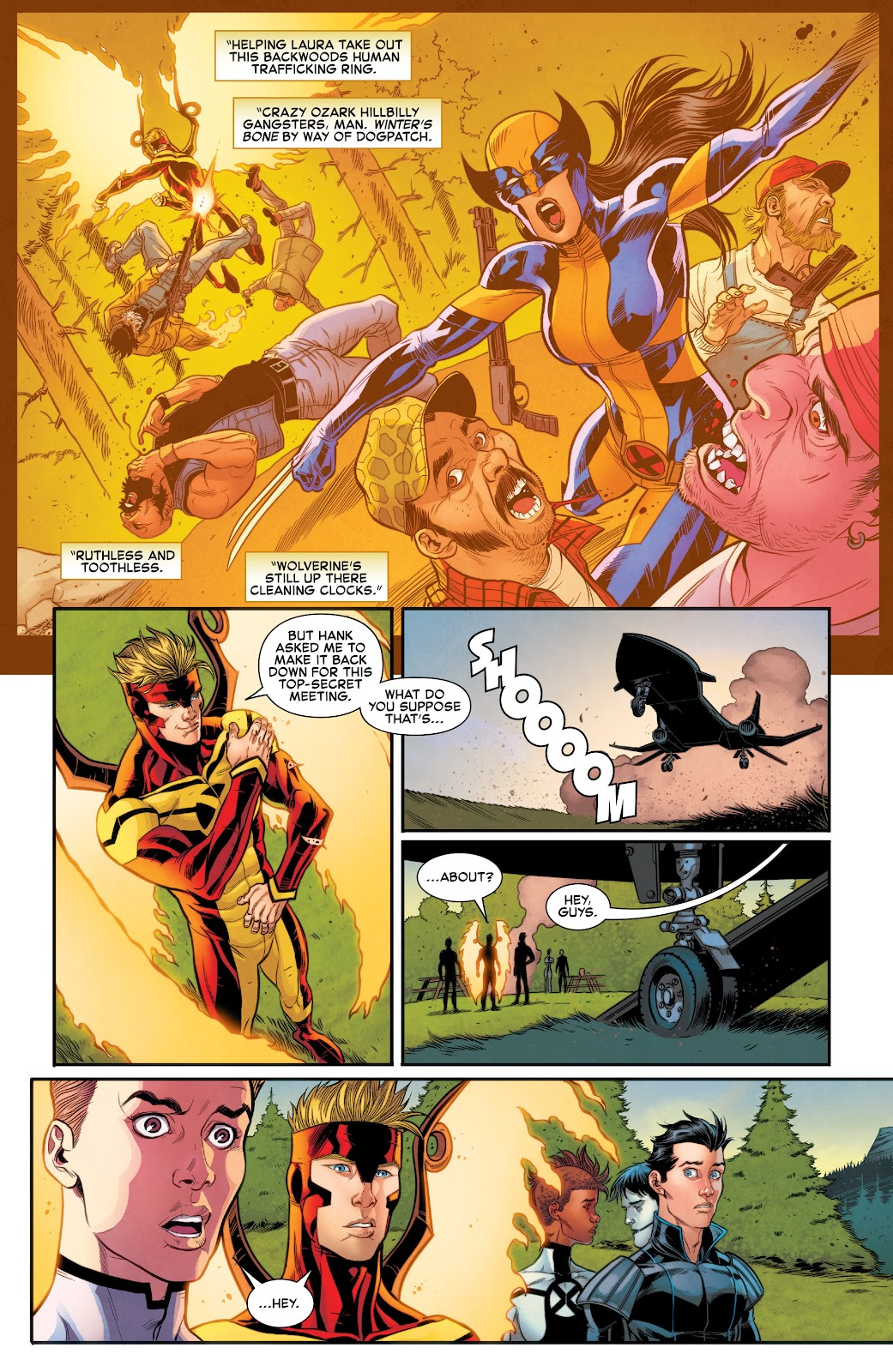 All-New X-Men (2016) Issue #19 #21 - English 5