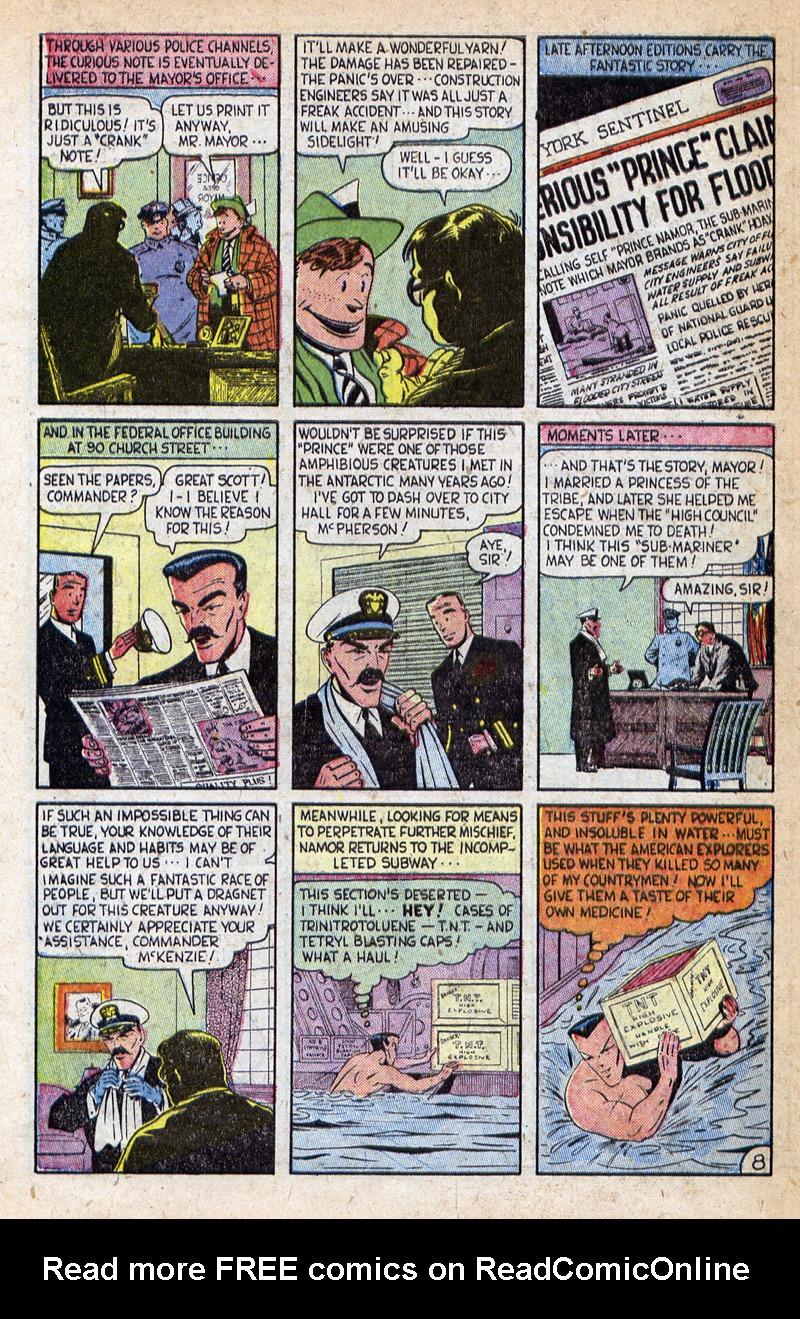 Sub-Mariner Comics #32 #32 - English 28