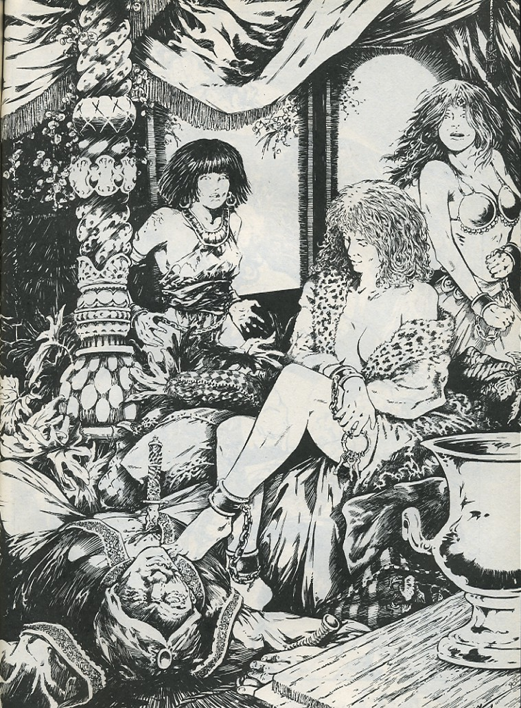 The Savage Sword Of Conan Issue #176 #177 - English 65