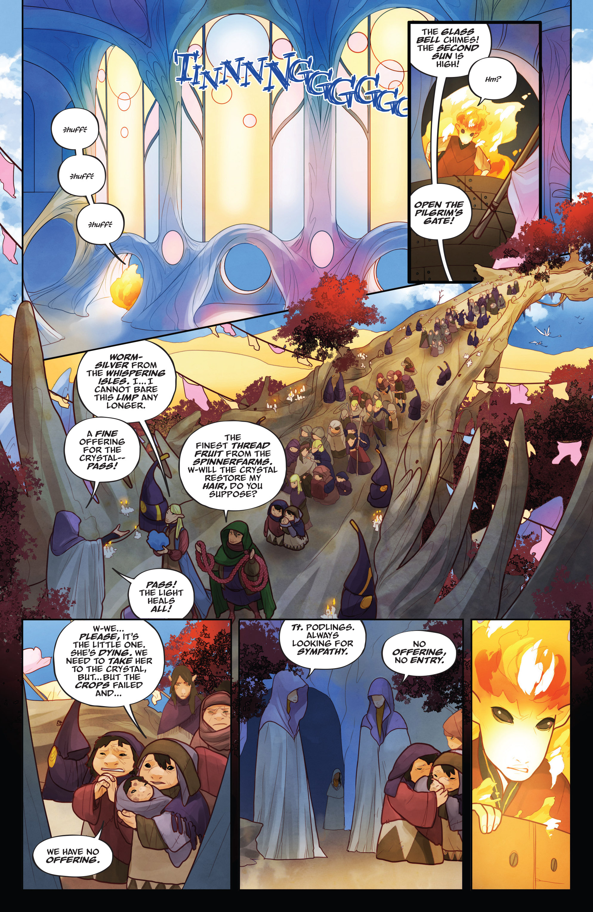 The Power of the Dark Crystal 1 Page 18