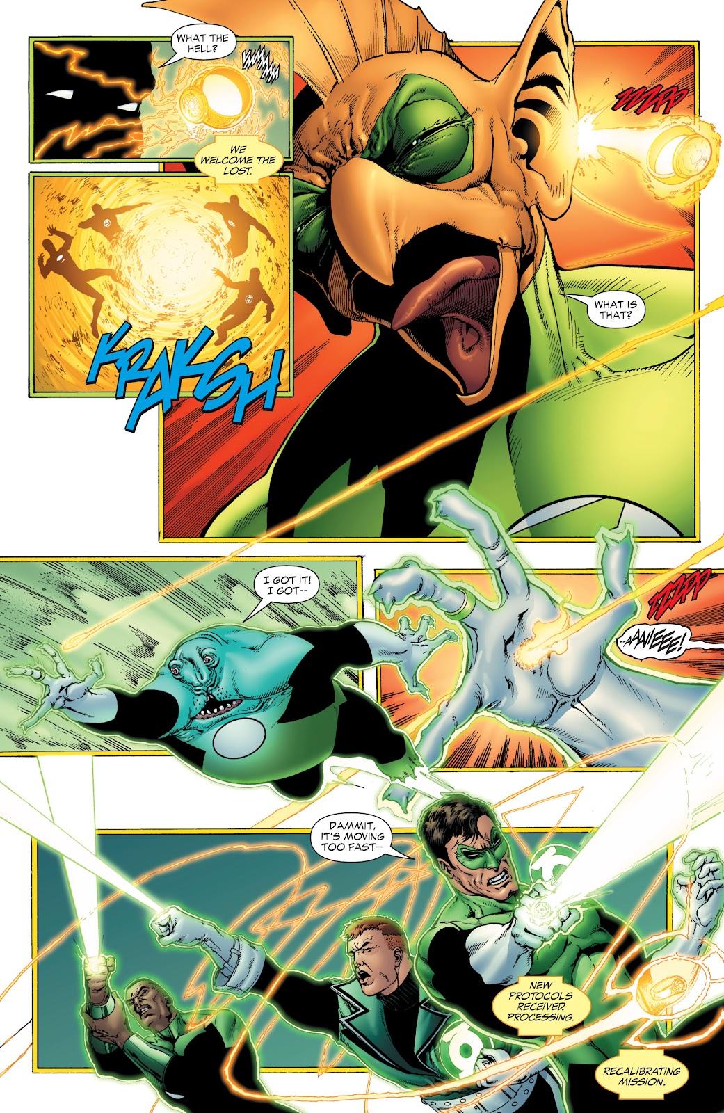 Green Lantern: The Sinestro Corps War Full #1 - English 27