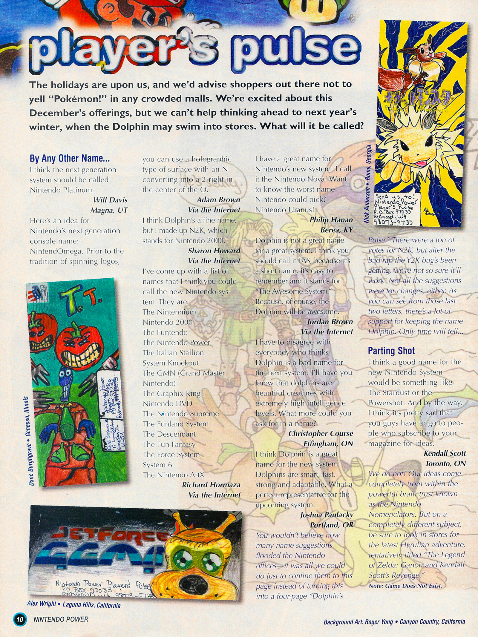 Nintendo Power #127 #127 - English 12