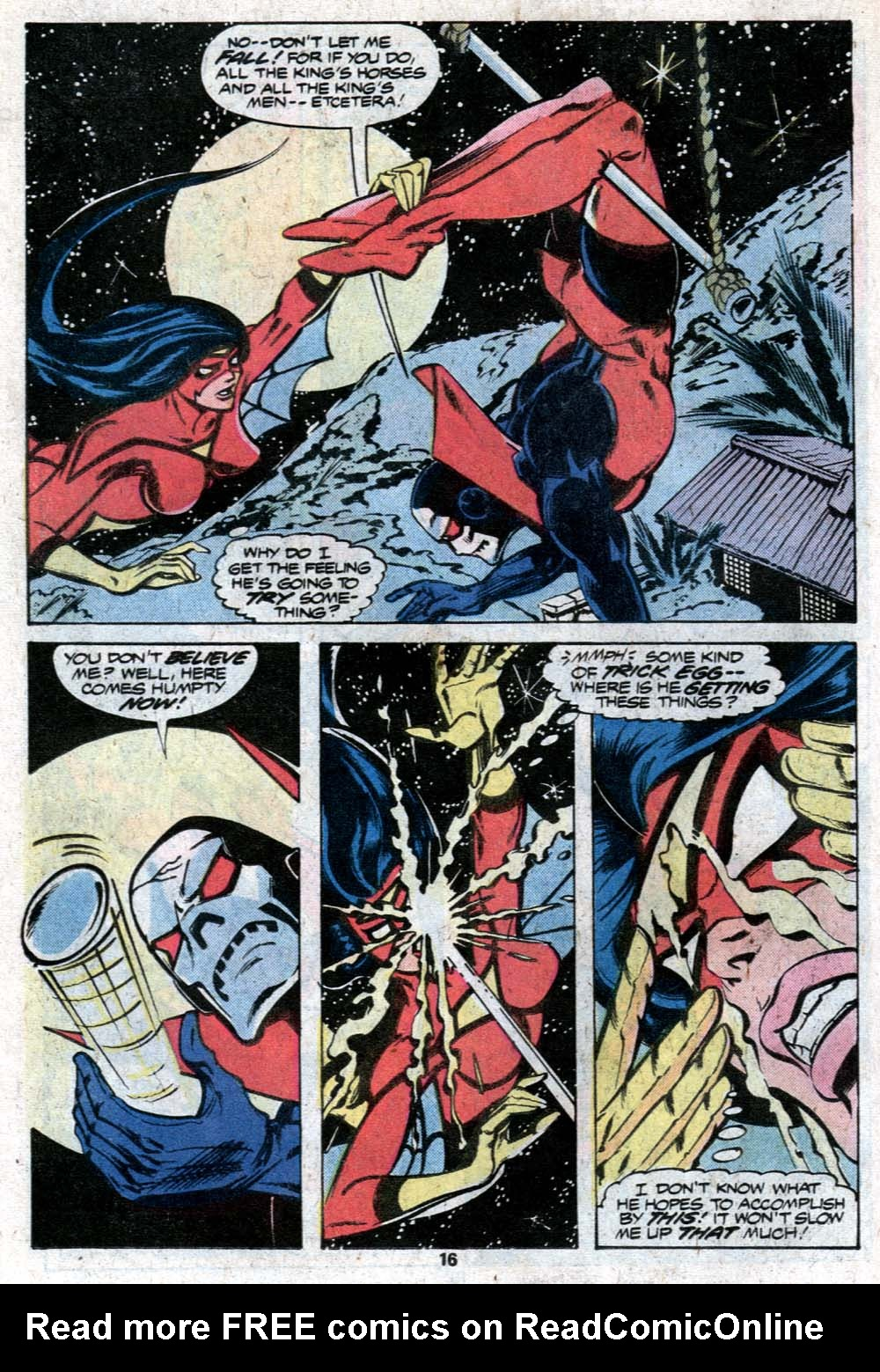 Spider-Woman (1978) Issue #11 #11 - English 11