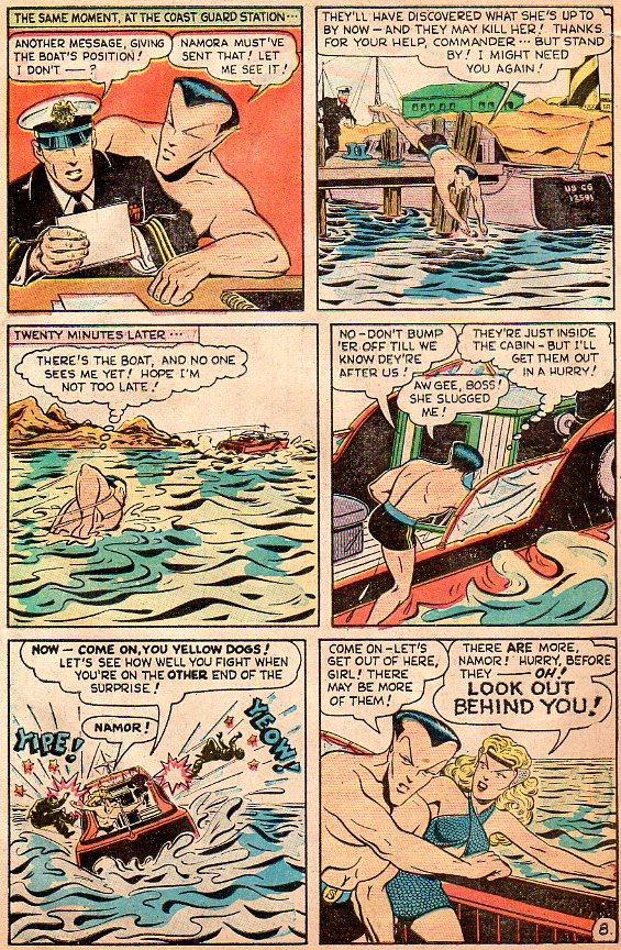 Sub-Mariner Comics #26 #26 - English 10