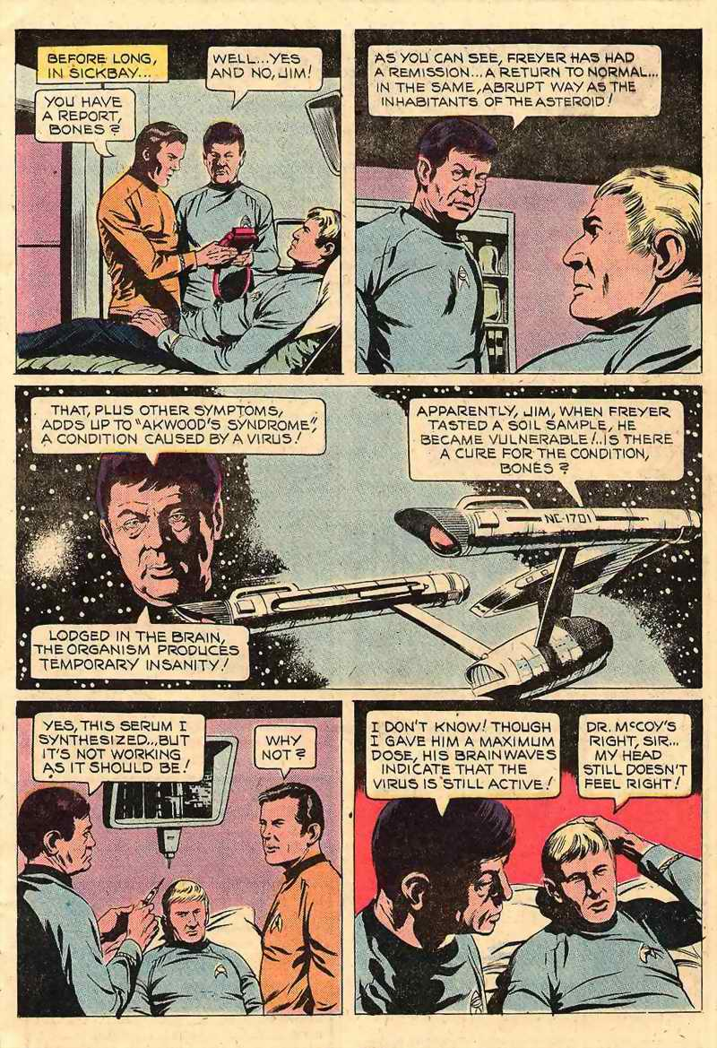 Star Trek (1967) #58 #58 - English 11